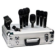 Audix BP7F 7-Piece Band Microphone Pack