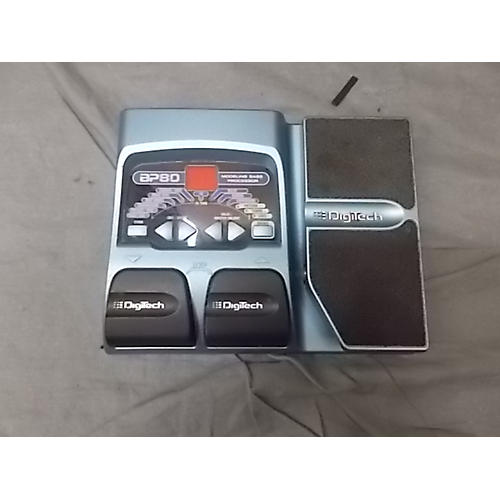 Digitech BP80 Modeling Processor Bass Effect Pedal