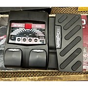 Digitech BP90 Bass Effect Pedal