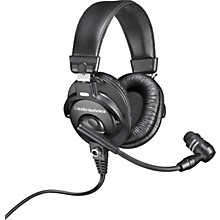 Audio-Technica BPHS1 Broadcast Stereo Headset with Dynamic Boom Mic Level 1