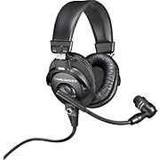 BPHS1 Broadcast Stereo Headset with Dynamic Boom Mic
