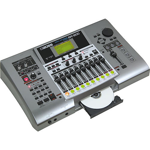 Boss BR-1200CD Digital Recording Studio