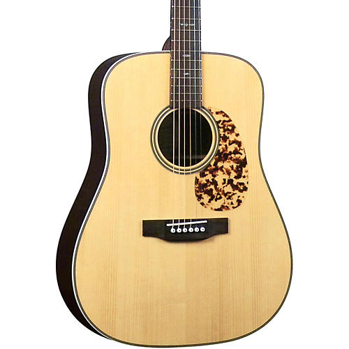 Blueridge BR-160A Adirondack Top Craftsman Series Dreadnought Acoustic Guitar Natural