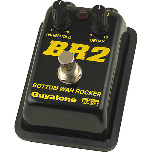 Guyatone BR-2 Bottom Wah Rocker Auto Wah for Bass-thumbnail
