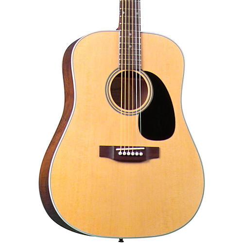 Blueridge BR-60 Contemporary Series Dreadnought Acoustic Guitar Natural