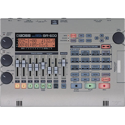 Boss BR-600 Digital Recorder-thumbnail