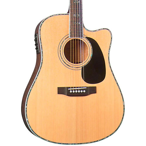Blueridge BR-70CE Cutaway Acoustic-Electric Dreadnought Guitar-thumbnail