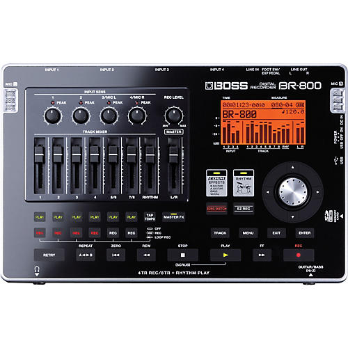 Boss BR-800 Digital Recorder-thumbnail