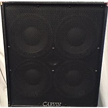 Carvin BR115-4 Bass Cabinet