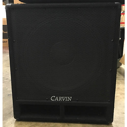 Carvin BR118-4C Bass Cabinet