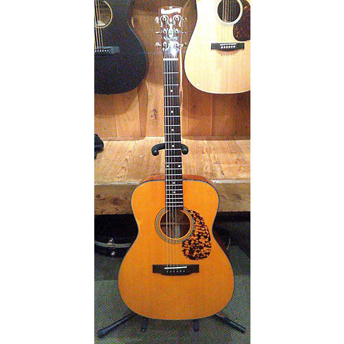 Blueridge BR143 Historic Series 000 W/LR BAGGS ELEMENT PU Acoustic Electric Guitar