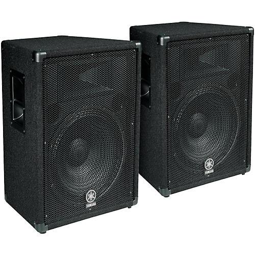 Yamaha BR15 Speaker Pair-thumbnail