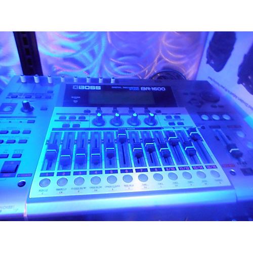 Boss BR1600CD MultiTrack Recorder-thumbnail