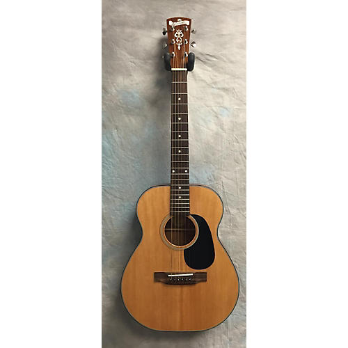 Blueridge BR41 O Parlor Acoustic Guitar-thumbnail