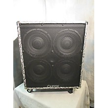 Carvin BR410-8 Bass Cabinet