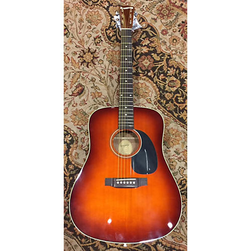 Blueridge BR60 Contemporary Series Adirondack Dreadnought Acoustic Guitar
