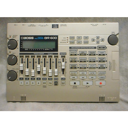 Boss BR600 MultiTrack Recorder