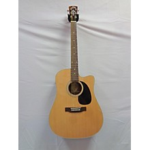 Blueridge BR60CE Contemporary Series Dreadnought Acoustic Electric Guitar