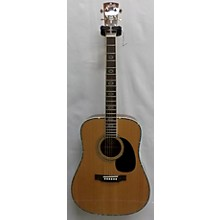Blueridge BR70 Contemporary Series Dreadnough Acoustic Guitar