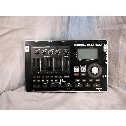 Boss BR800 MultiTrack Recorder-thumbnail