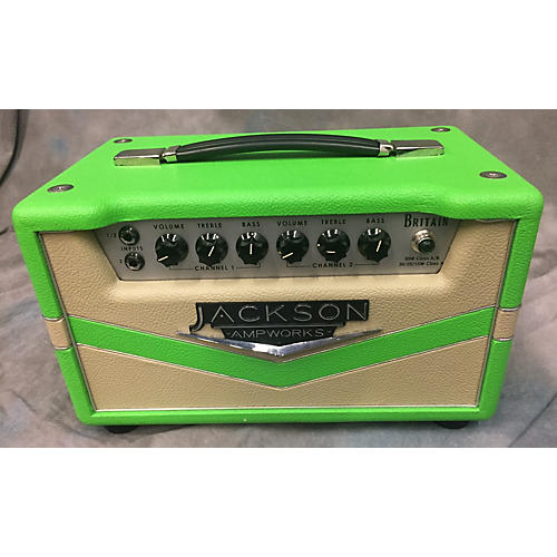 Jackson Ampworks BRITAIN 4.0 Tube Guitar Amp Head-thumbnail