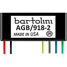 Bartolini BRMAGB-918-2 Adjustable Gain Buffer/Preamp