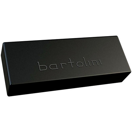 Bartolini BRPXXM45M-T Original M4 Soapbar Split Coil Bridge 5-String Bass Pickup