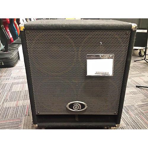 Gallien-Krueger BSE410HLF Black Bass Cabinet-thumbnail
