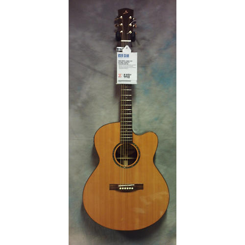 Bedell BSMLE28G Acoustic Electric Guitar-thumbnail