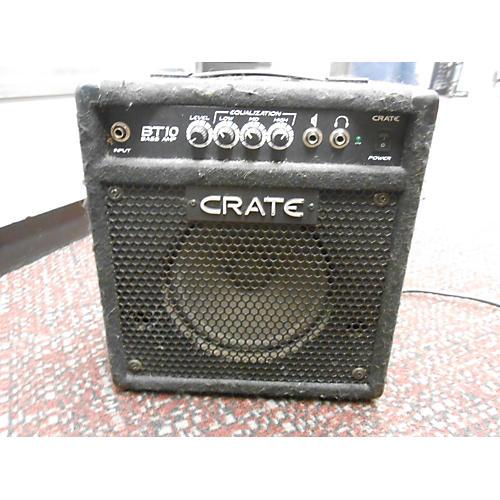 Crate BT10 Bass Combo Amp
