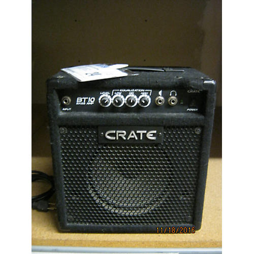 Crate BT10 Bass Combo Amp