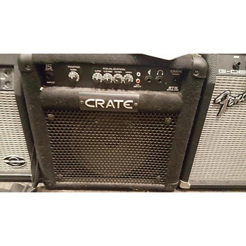 Crate BT15 1X8 15W Bass Combo Amp-thumbnail