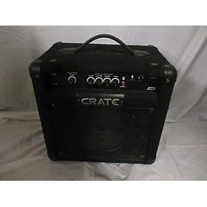 Pre-owned Crate BT15 1X8 15 Watt Bass Combo Amp by Crate