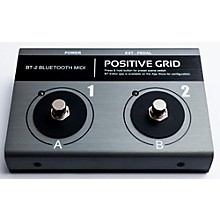 Positive Grid BT2 Bluetooth MIDI Footswitch