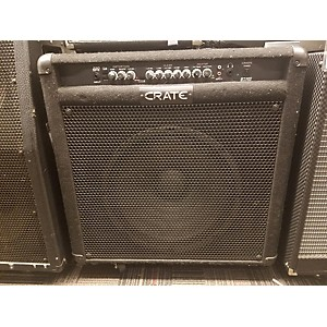 Pre-owned Crate BT220 1x15 220 Watt Bass Combo Amp
