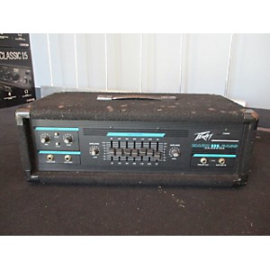 Pre-owned Crate BT220H Bass Amp Head