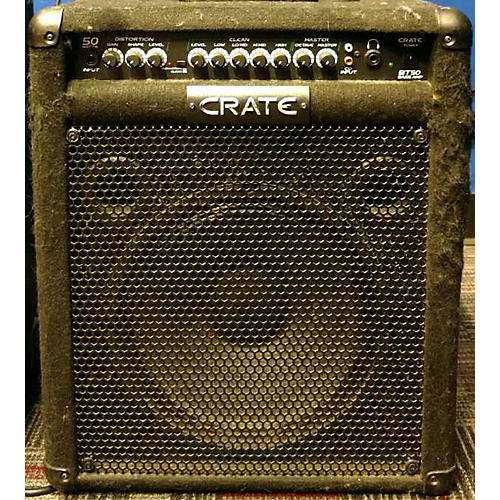Crate BT50 1x12 50W Bass Combo Amp