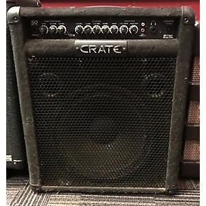 Pre-owned Crate BT50 1x12 50 Watt Bass Combo Amp