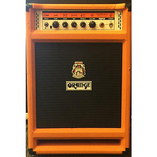 Orange Amplifiers BT500C Bass Terror 500W 2x12 COMBO Bass Combo Amp-thumbnail