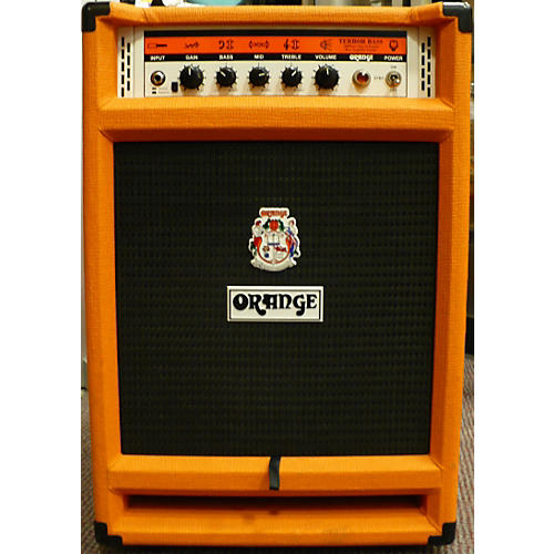Orange Amplifiers BT500C Bass Terror 500W 2x12 Tube Bass Amp Head