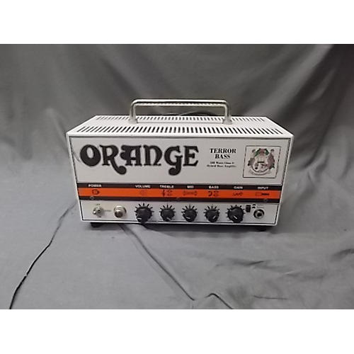 Orange Amplifiers BT500H Bass Terror 500W Tube Bass Amp Head-thumbnail