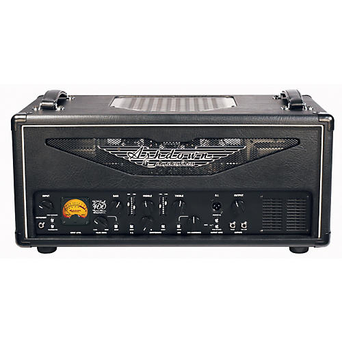 Ashdown BTA 400 Hybrid Bass Head Black