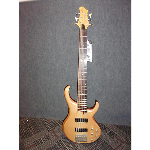 Ibanez BTB 556 Electric Bass Guitar Natural