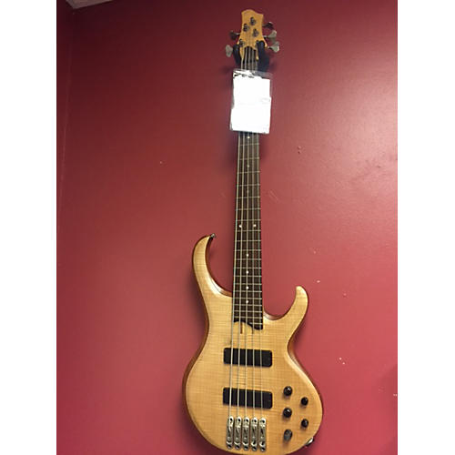 Ibanez BTB1005 Electric Bass Guitar Natural