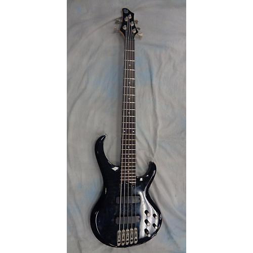 Ibanez BTB1405E 5 String Electric Bass Guitar Black