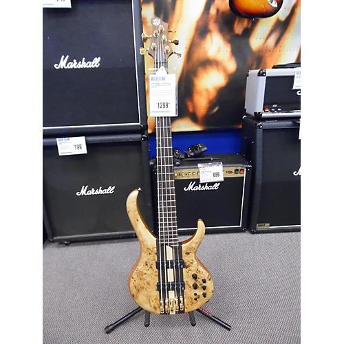 Ibanez BTB1605E Electric Bass Guitar FLAT NATURAL