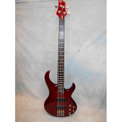 Ibanez BTB400QM Electric Bass Guitar