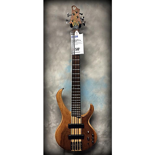Ibanez BTB675 5 String Electric Bass Guitar-thumbnail