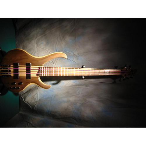 Ibanez BTB675 5 String Natural Electric Bass Guitar-thumbnail