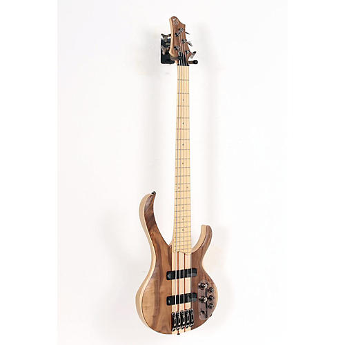 Ibanez BTB675M 5-String Electric Bass Flat Natural 888365060255
